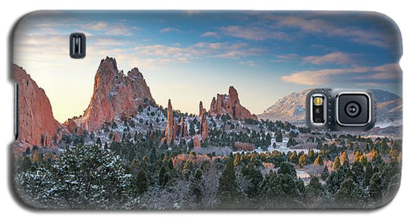 Galaxy S5 Case featuring the photograph The Fourth Season by Tim Reaves