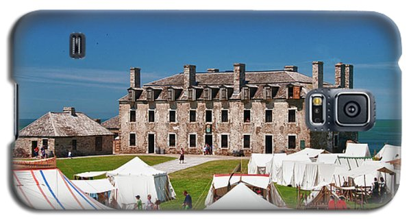 The French Castle 6709 Galaxy S5 Case