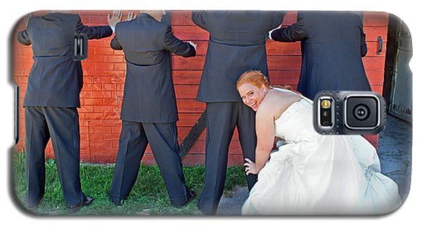 The Frisky Bride Galaxy S5 Case