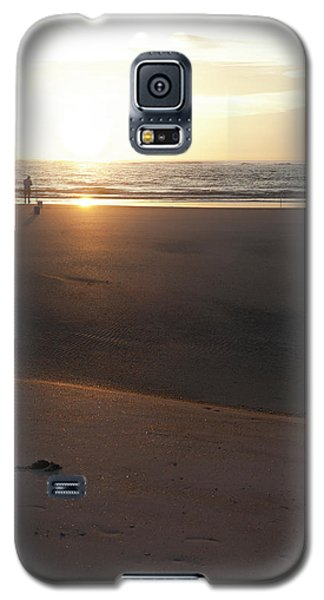 The Full Sun Galaxy S5 Case