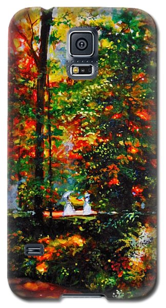 The Garden Galaxy S5 Case
