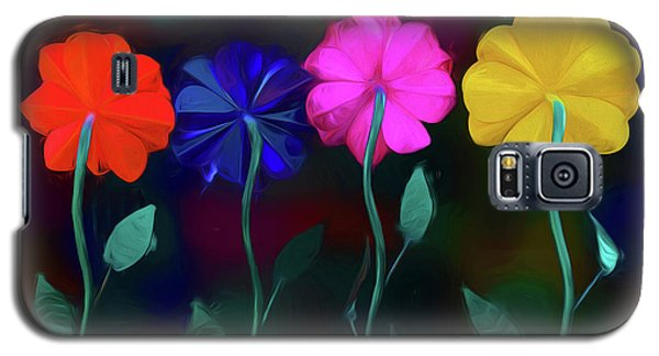 Galaxy S5 Case featuring the photograph The Garden by Paul Wear
