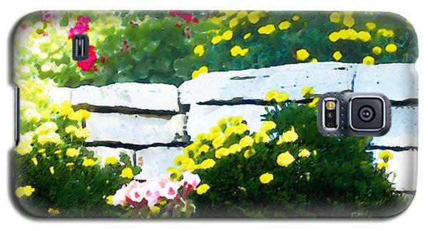 The Garden Wall Galaxy S5 Case by David Blank