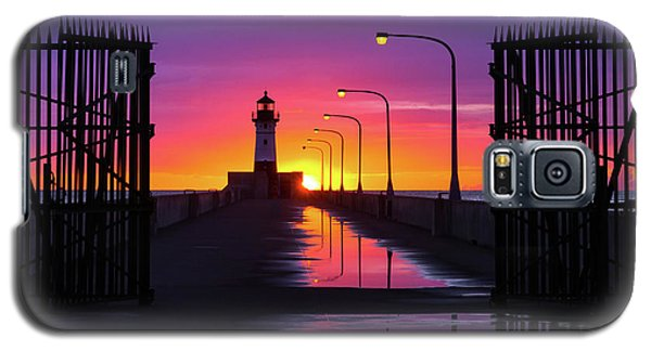 The Gates Of Dawn Galaxy S5 Case
