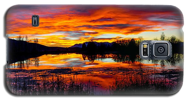 The Gates Of Heaven No. 2 Galaxy S5 Case