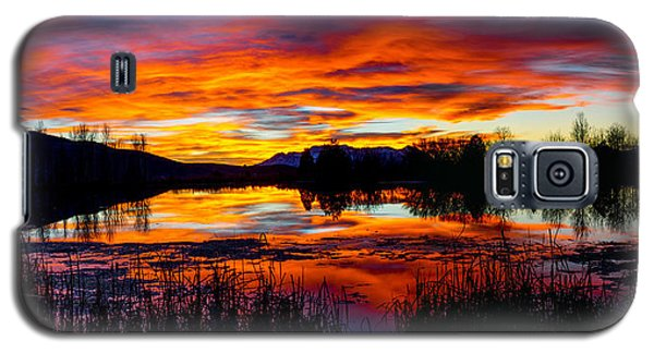 The Gates Of Heaven No. 2 Galaxy S5 Case