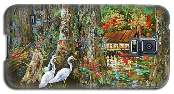 The Gathering - Louisiana Swamp Life Galaxy S5 Case