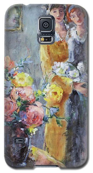 The Gathering Galaxy S5 Case by Sharon Furner