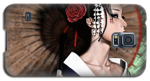 The Geisha Galaxy S5 Case