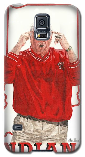 The General Bob Knight Galaxy S5 Case