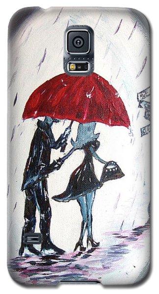 The Gentleman Galaxy S5 Case by Roxy Rich