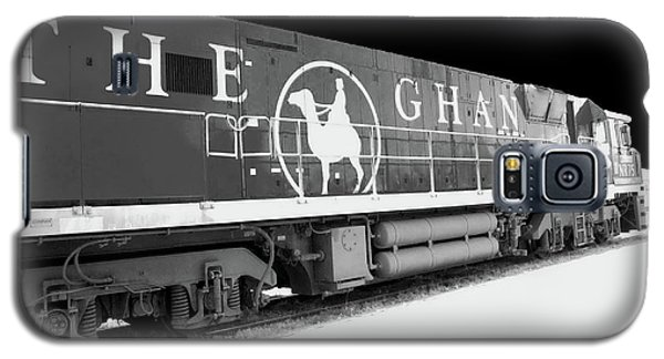 The Ghan Bw Galaxy S5 Case