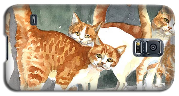 The Ginger Gang Galaxy S5 Case