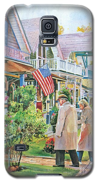 The Gingerbread Cottages Galaxy S5 Case