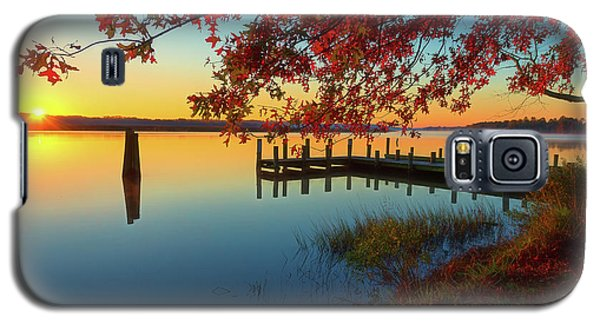 The Glassy Patuxent Galaxy S5 Case