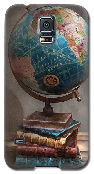 The Globe Galaxy S5 Case