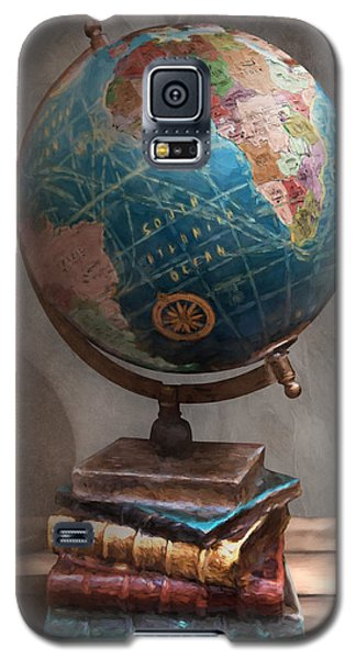 The Globe Galaxy S5 Case
