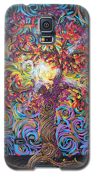 The Glow Of Love Galaxy S5 Case
