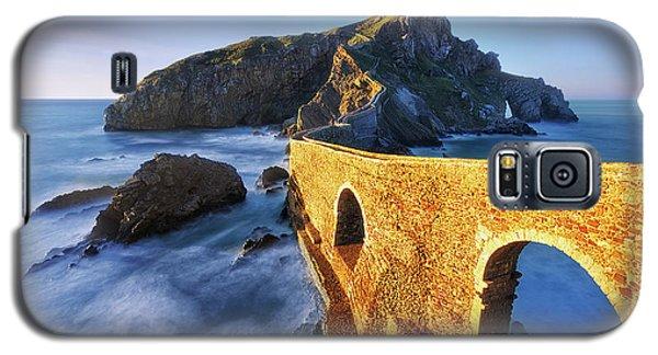 The Golden Bridge Galaxy S5 Case
