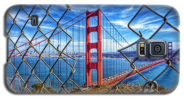 The Golden Gate Bridge  Galaxy S5 Case