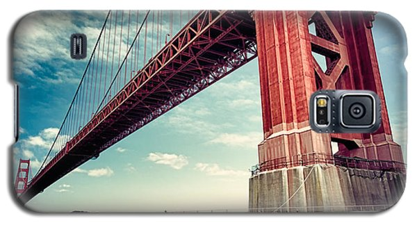 The Golden Gate Galaxy S5 Case