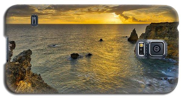 The Golden Hour - Cabo Rojo - Puerto Rico Galaxy S5 Case