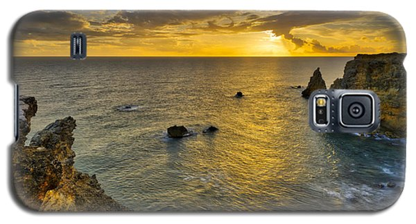 The Golden Hour - Cabo Rojo - Puerto Rico Galaxy S5 Case