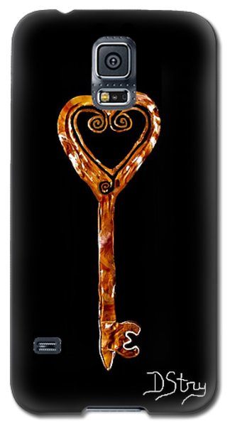 The Golden Key Galaxy S5 Case