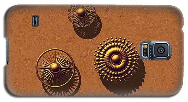 The Golden Ones Galaxy S5 Case by Lyle Hatch