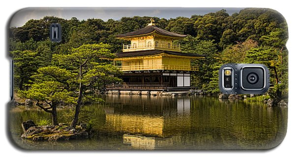 The Golden Pagoda In Kyoto Japan Galaxy S5 Case