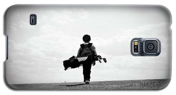 The Golfer Galaxy S5 Case