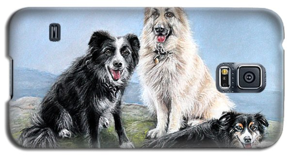 The Good Companions Galaxy S5 Case
