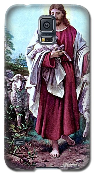 The Good Shepherd 1878 Bernhard Plockhorst Galaxy S5 Case