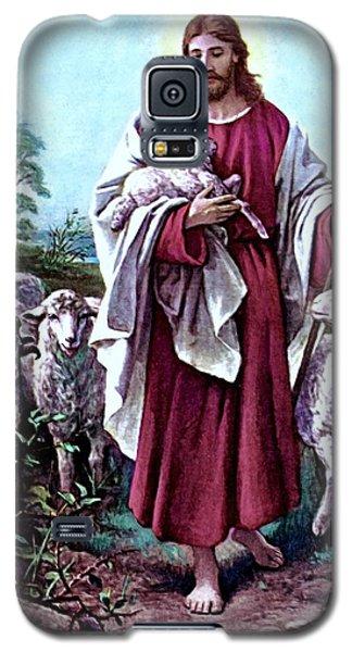 The Good Shepherd 1878 Bernhard Plockhorst Galaxy S5 Case