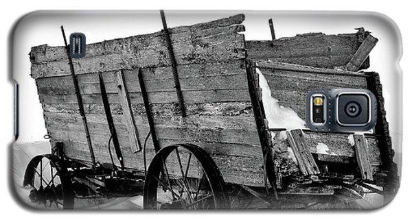 The Grain Wagon Galaxy S5 Case