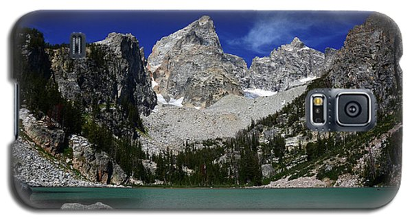 The Grand And Mount Owen From Delta Lake Galaxy S5 Case
