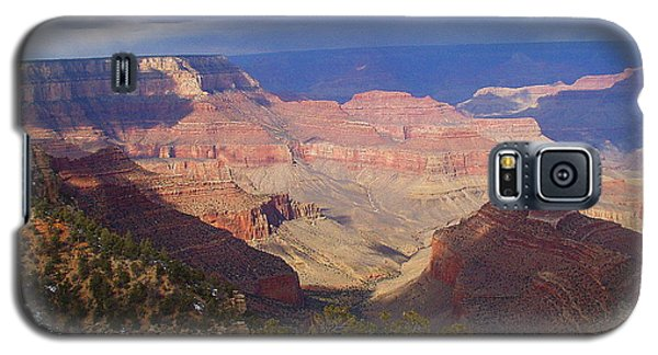 Galaxy S5 Case featuring the photograph The Grand Canyon by Marna Edwards Flavell
