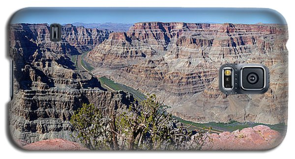 The Grand Canyon Panorama Galaxy S5 Case