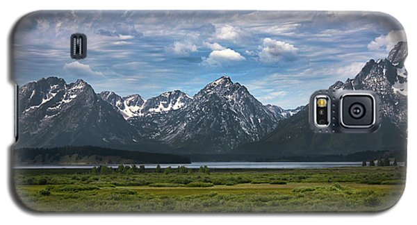 The Grand Tetons Galaxy S5 Case