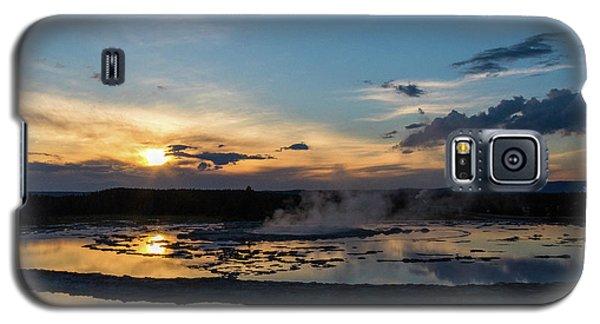 The Great Fountain Geyser Galaxy S5 Case