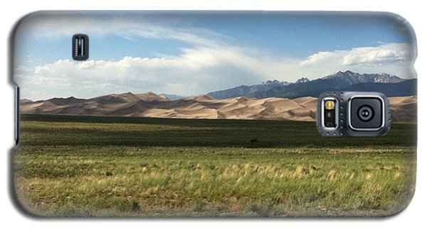 The Great Sand Dunes Galaxy S5 Case