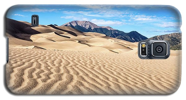 The Great Sand Dunes Of Colorado Galaxy S5 Case