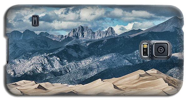 The Great Sand Dunes Panorama Galaxy S5 Case