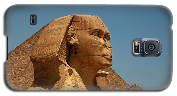 The Great Sphinx Of Giza Galaxy S5 Case by Joe  Ng