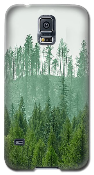The Green And The Not So Green Galaxy S5 Case