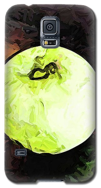 The Green Apple In The Bright Light Galaxy S5 Case
