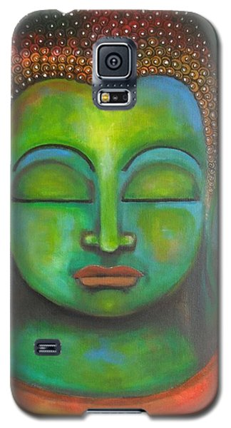 The Green Buddha Galaxy S5 Case