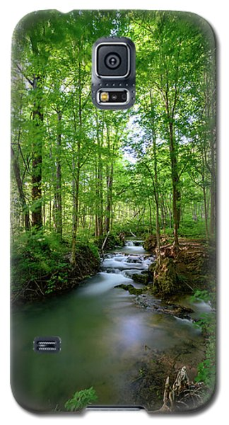 The Green Forest Galaxy S5 Case