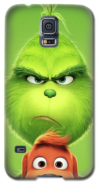 The Grinch 2018 A Galaxy S5 Case