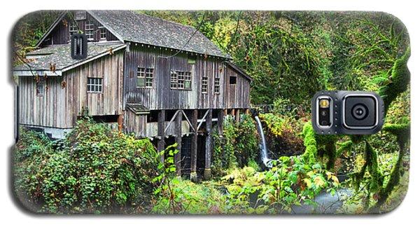 The Grist Mill, Amboy Washington Galaxy S5 Case